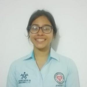Anggie Cecilia Rodríguez Vargas